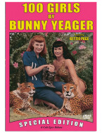 100 Girls By Bunny Yeager - DVD