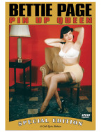 Bettie Page Pin Up Queen - DIGITAL
