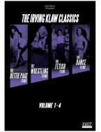 The Irving Klaw Classics Vol. 1-4