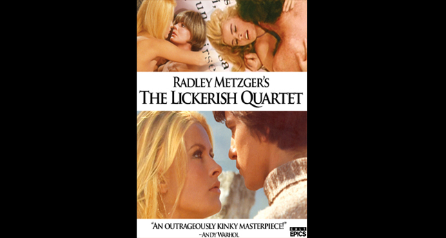 RADLEY-METZGERS-Lyckerish