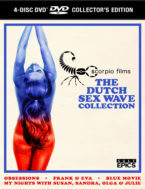 Scorpio Films: The Dutch Sex Wave Collection - 4xDVD