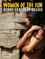 WOMEN OF THE SUN: Bunny Yeager In Mexico - HC Book Trade + Postcards