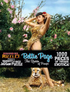 Bettie Page Puzzle